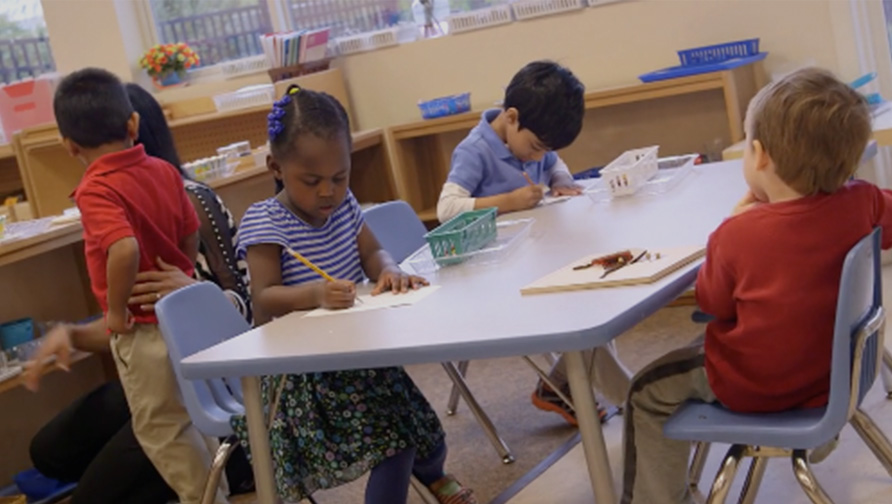 Montessori for Children with Special Needs